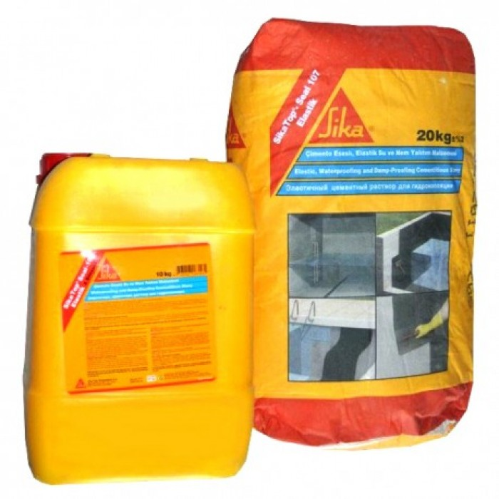Sika Top Seal 107 Elastik